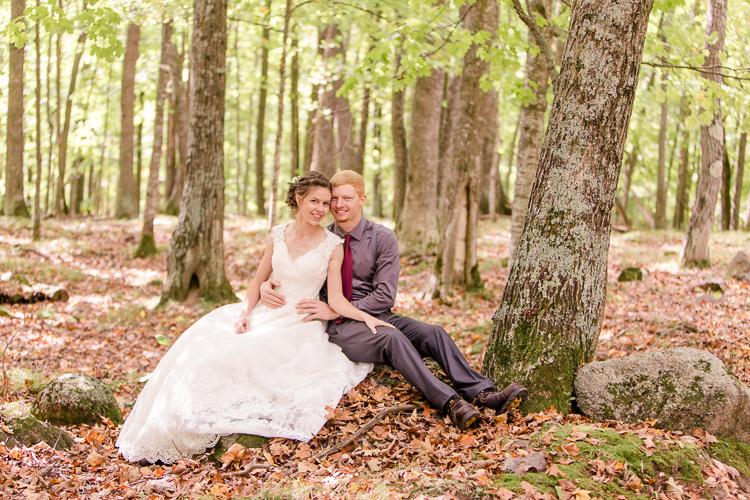 Kristina + Adam {Wedding}